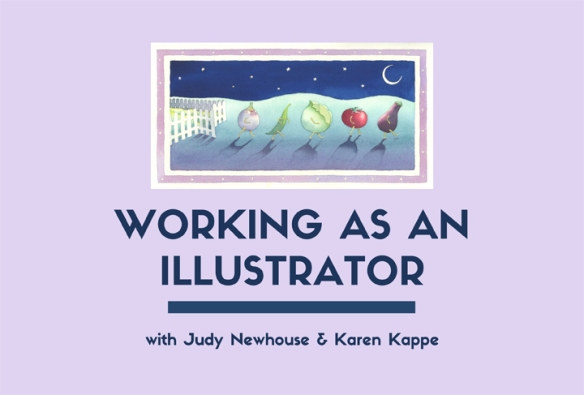 Working as an Illustrator